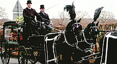 Horse Drawn Funerals in Manchester